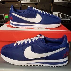 Mens Nike Basic Cortez LA Dodgers